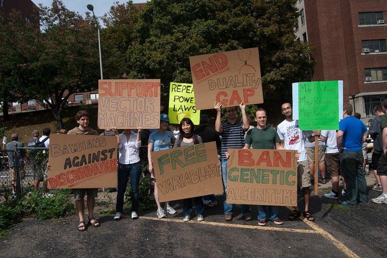 CMU Protests at G20